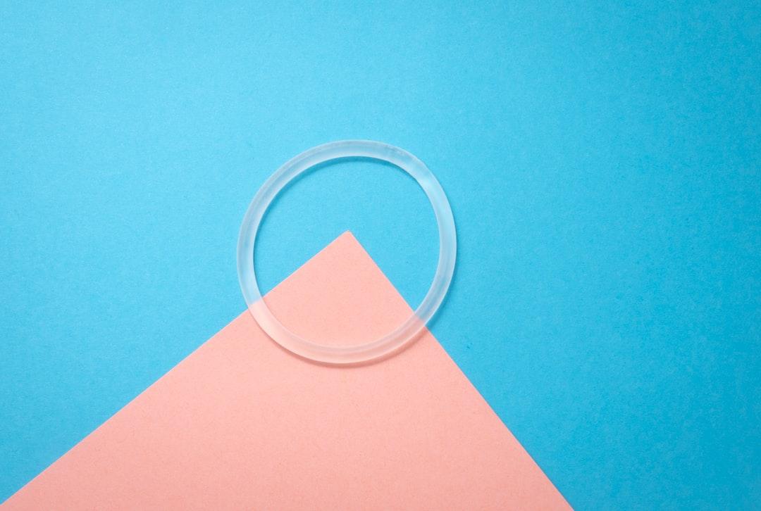 Contraceptive vaginal ring