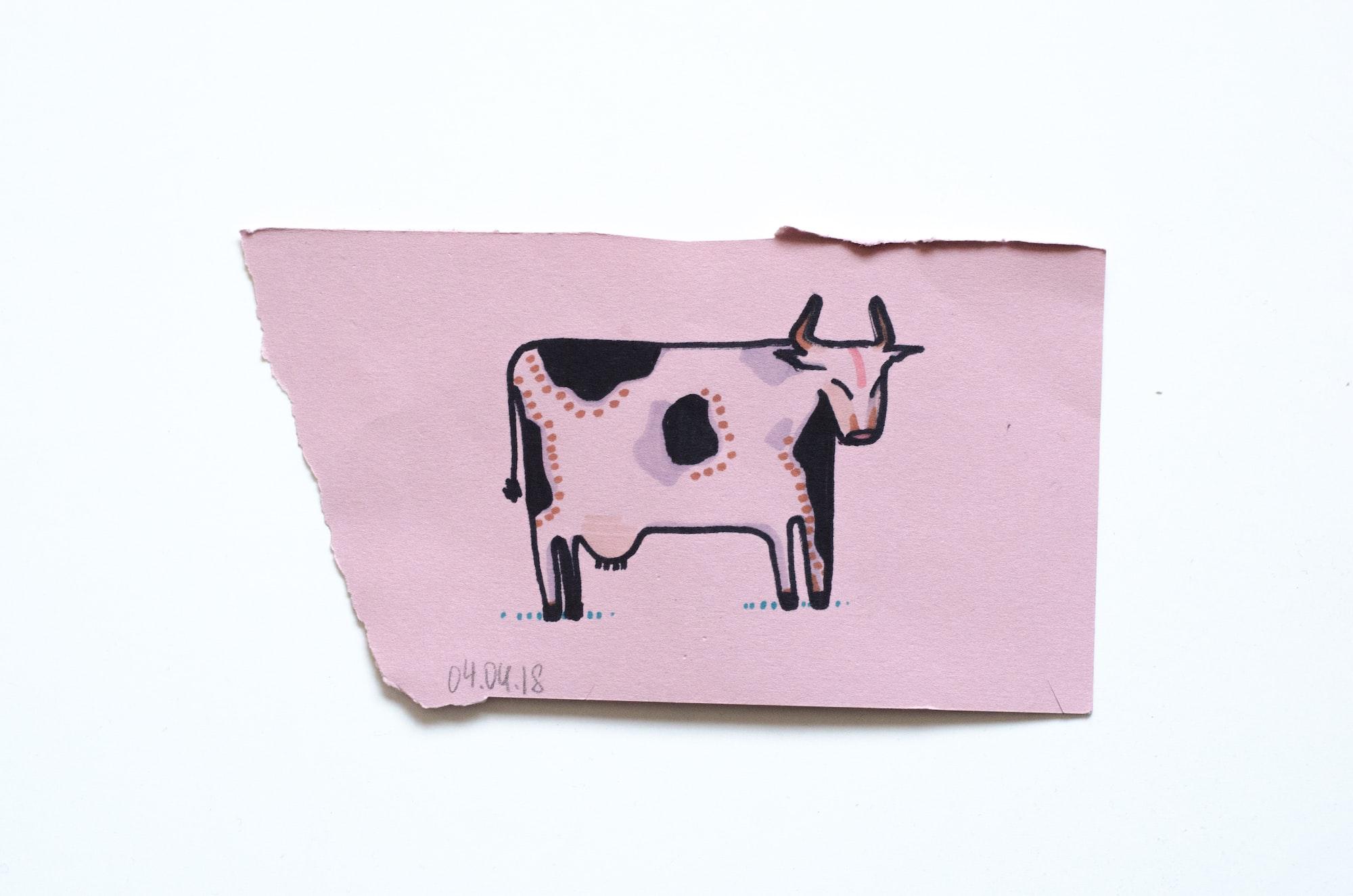Godin's Purple Cow
