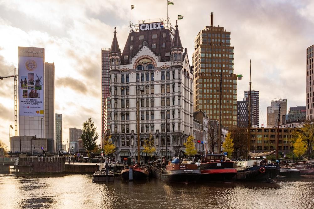 Witte Huis cosa vedere a Rotterdam posti più belli da visitare