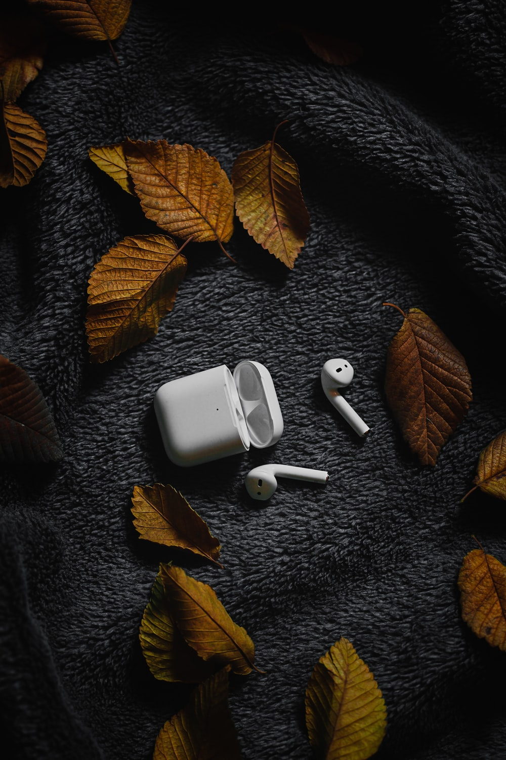 Apple AirPods with charger case