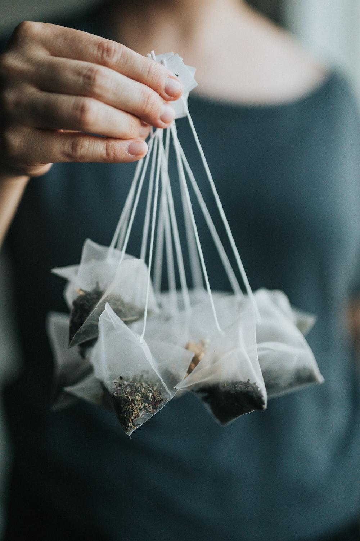 tea bag lot