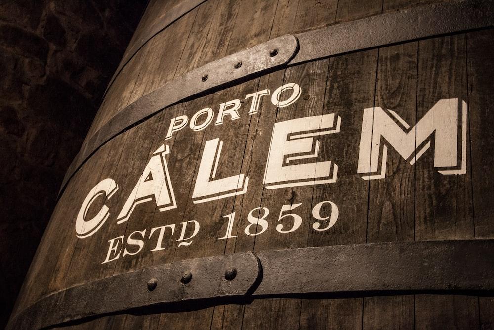 Porto Calem barrel