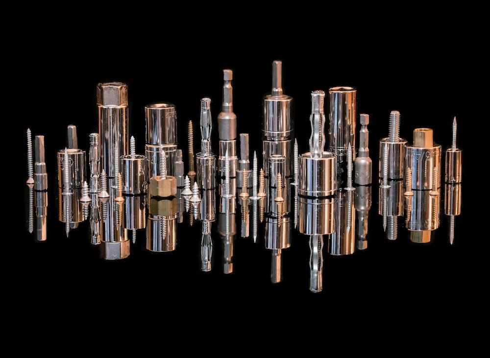 silver tank atomizers