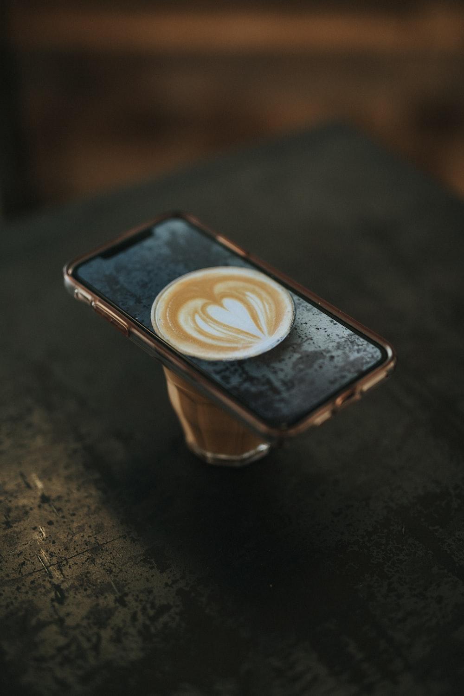 white cappuccino screengrab