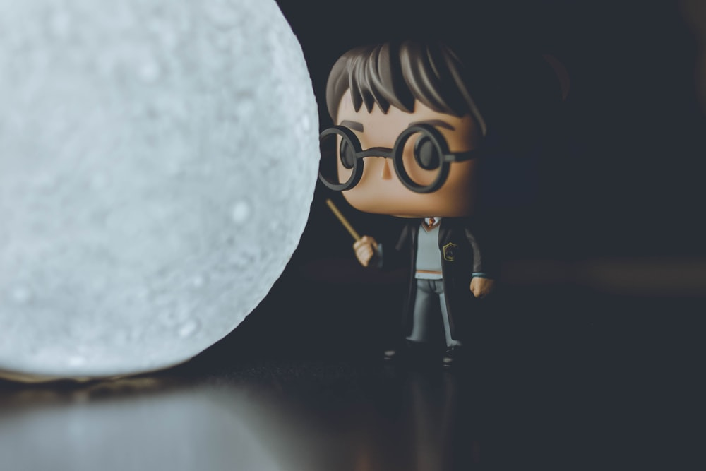 Harry Potter vinyl figure