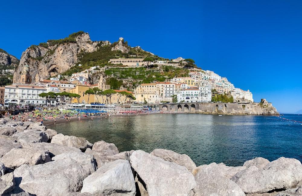 Free Amalfi coast Image on Unsplash