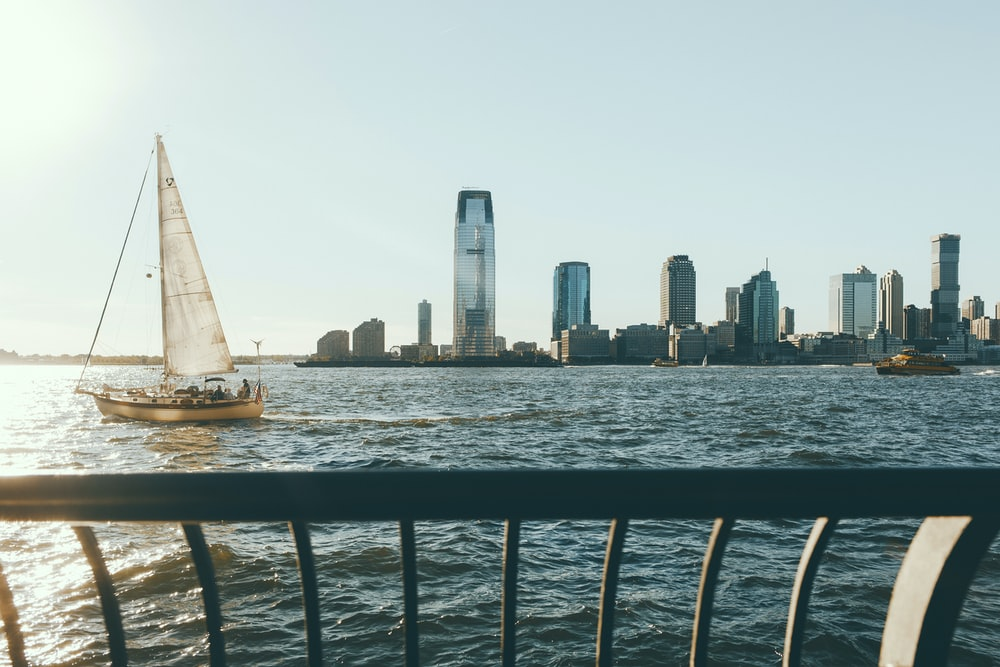 view photography of sailboat on sea