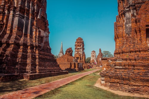 Ayutthaya, Places to Visit in Thailand in November