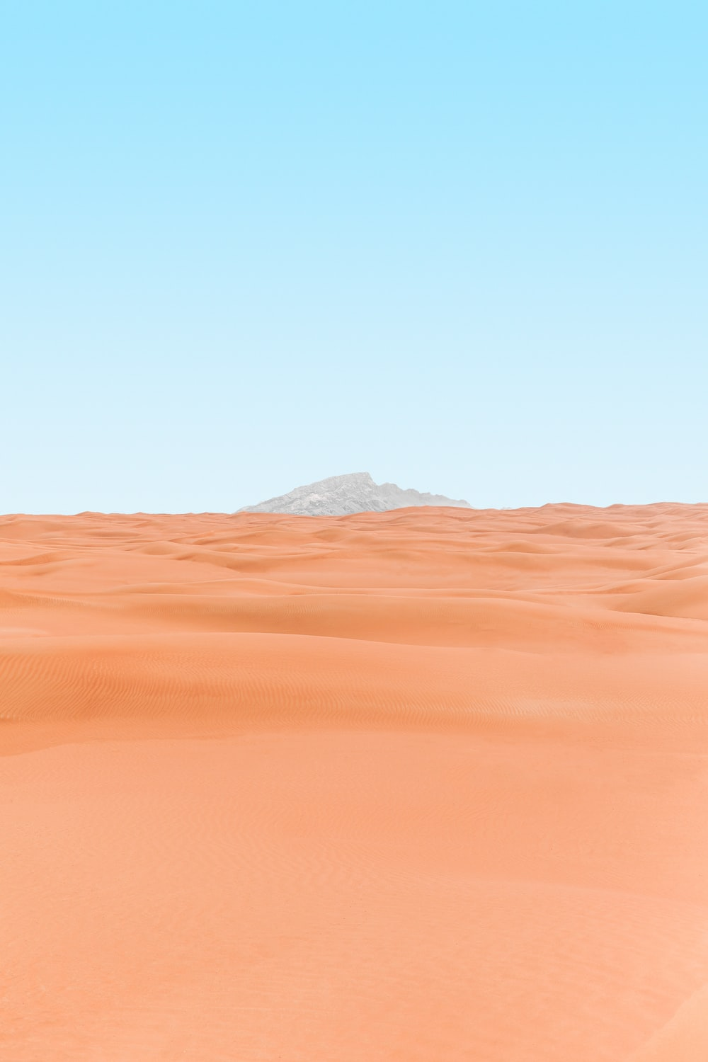 brown desert during daytime