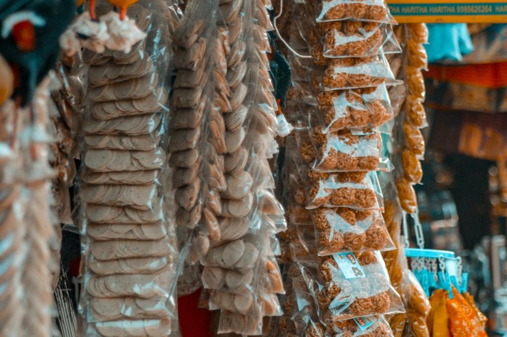 food pack lot