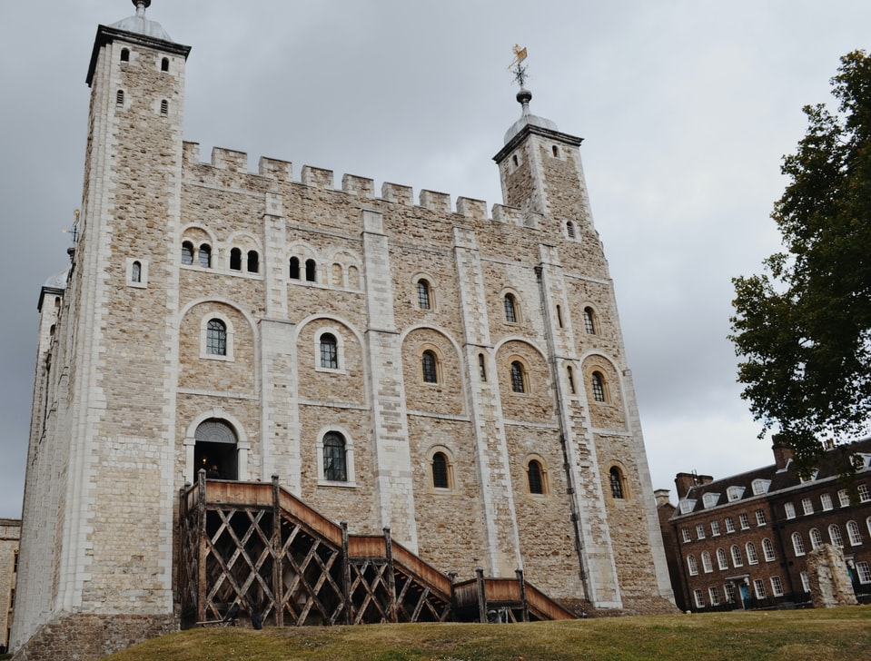 Tower of London - London in February