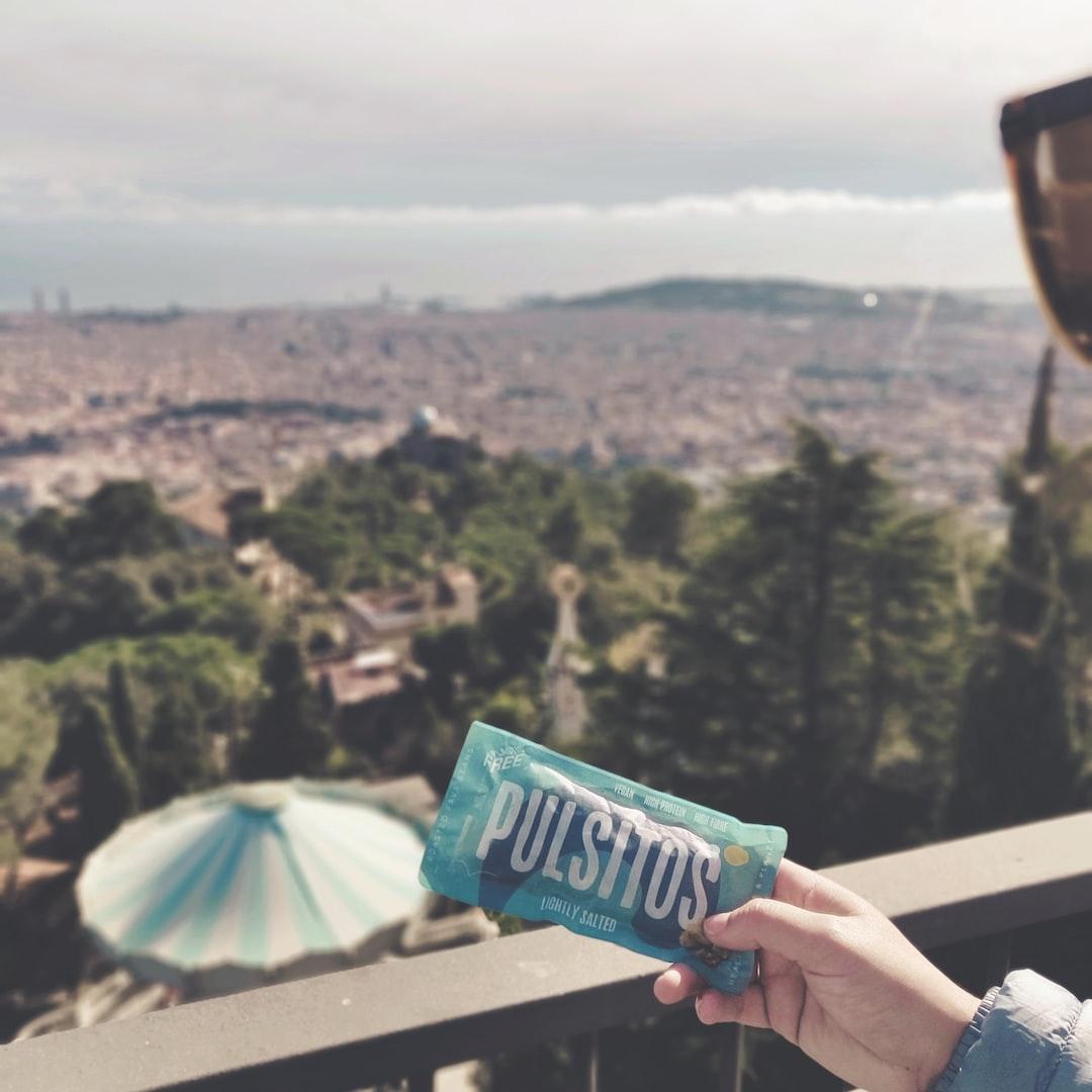 PULSÍTOS:  Healthy People. Healthy Planet - Plastic free superfood snacks