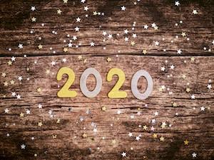 2020 Zeichen