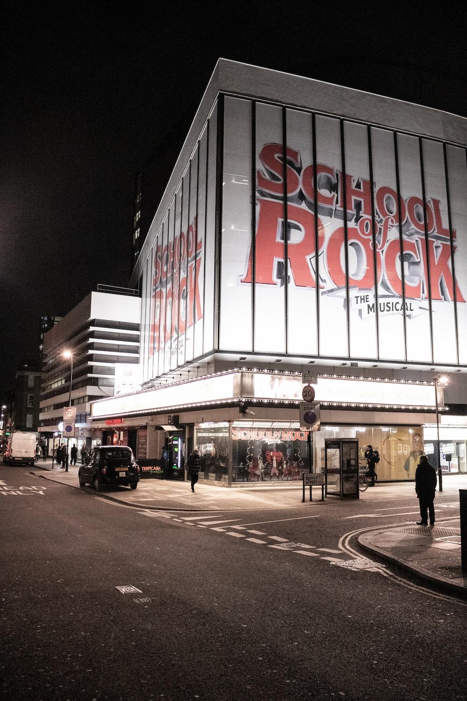 school of rock at