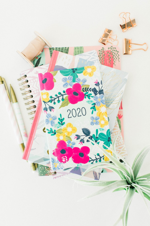 2020 floral books