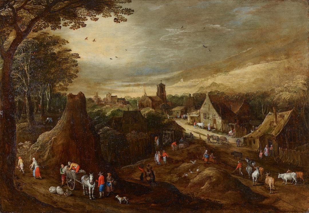 Autumn, c.1605-1610