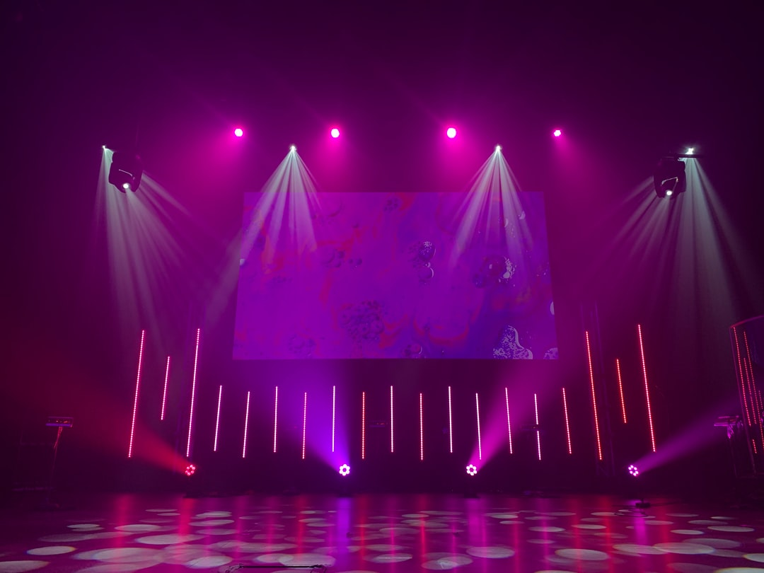 A light show
