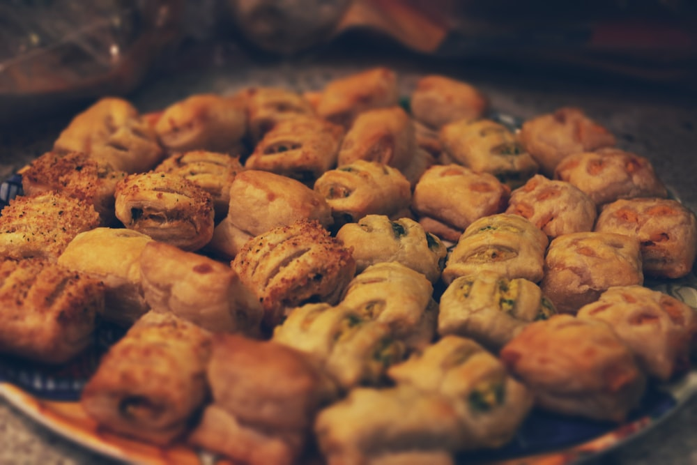 baked breads