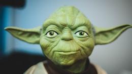 Master Yoda figurine