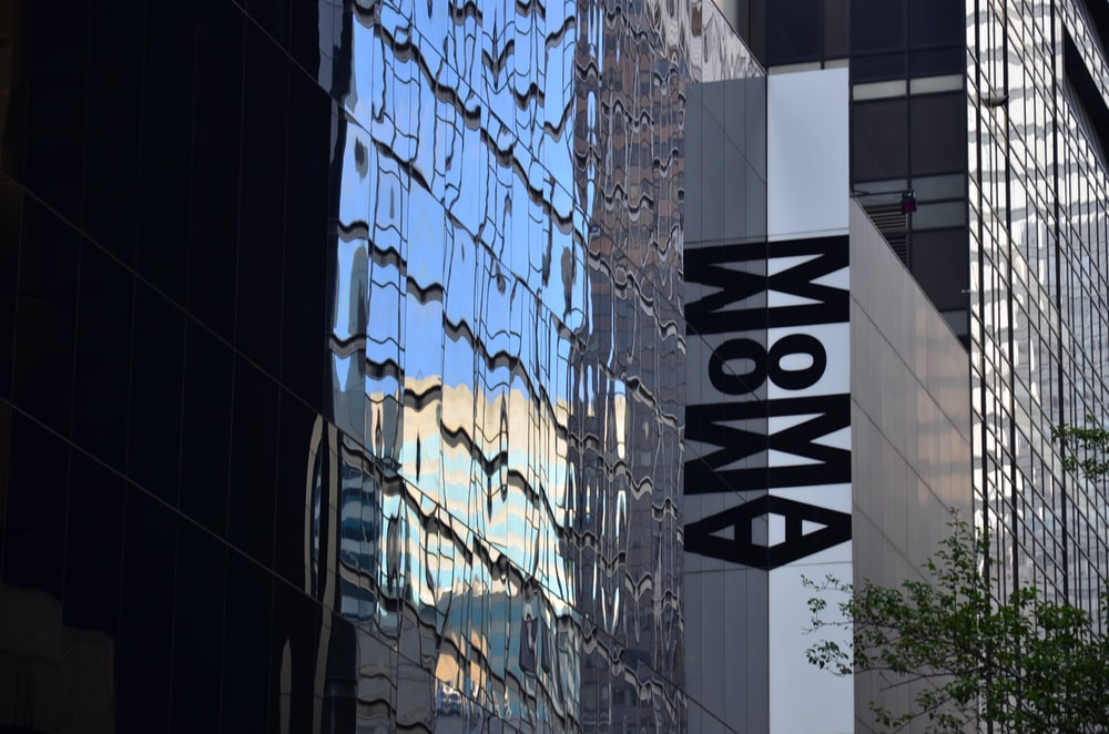 MoMA building