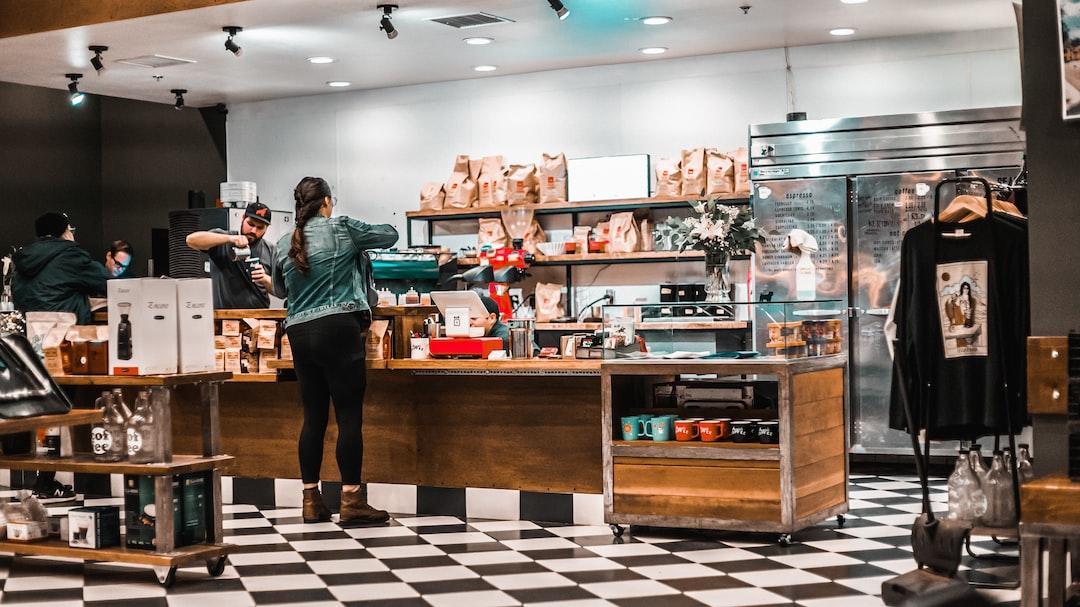 Augie's Coffee Shop in Riverside Ca.