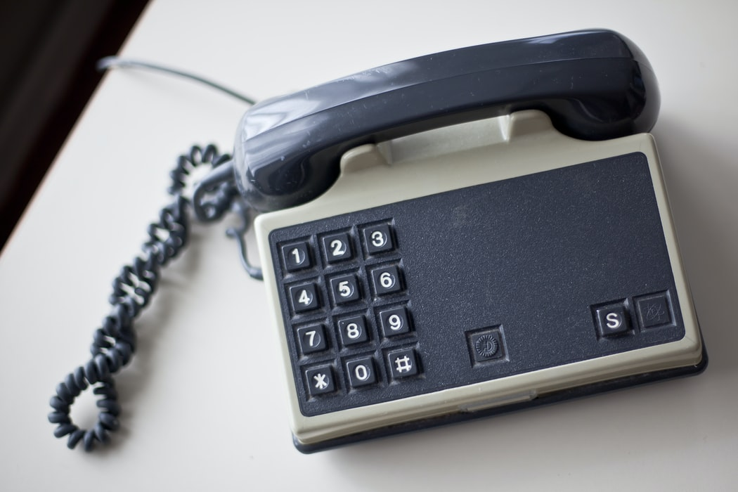 """The dial tone of a normal telephone is in the key of """"F""""."""