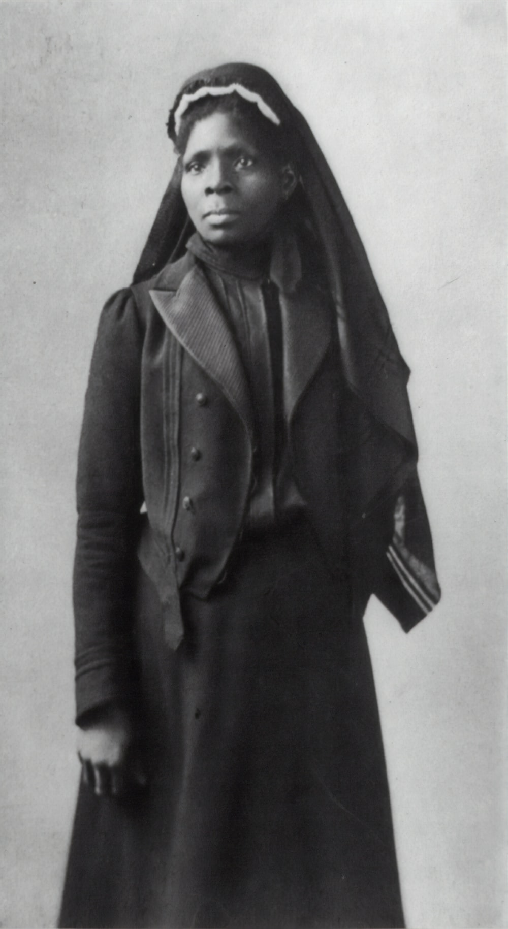 Susie King Taylor, known as the first African American Army nurse