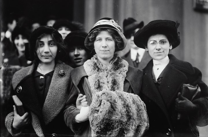 Badass Historical Women, You Probably has Never known Of!