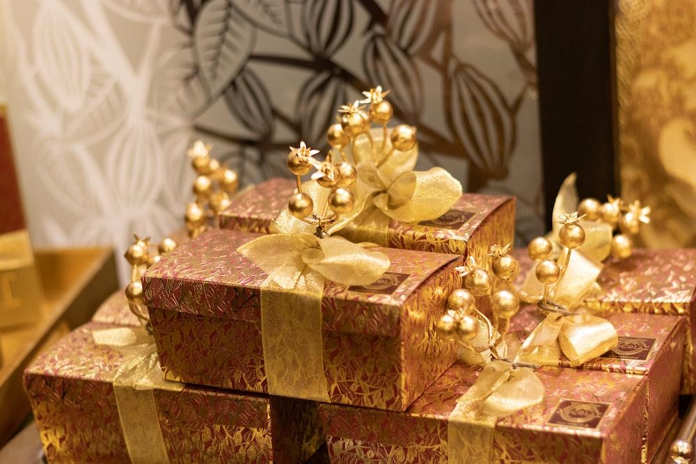 gold box lot