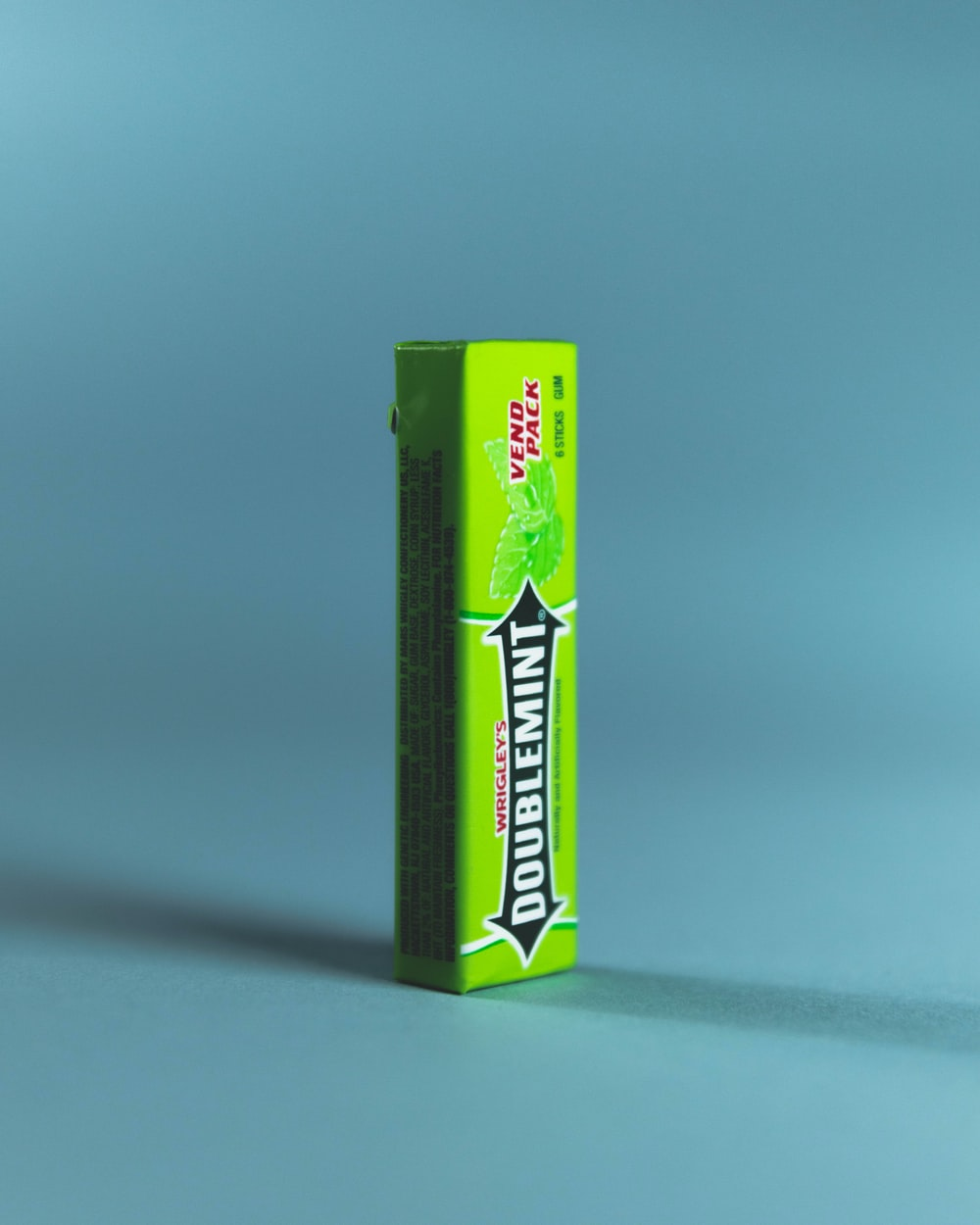 green Doublemint pack