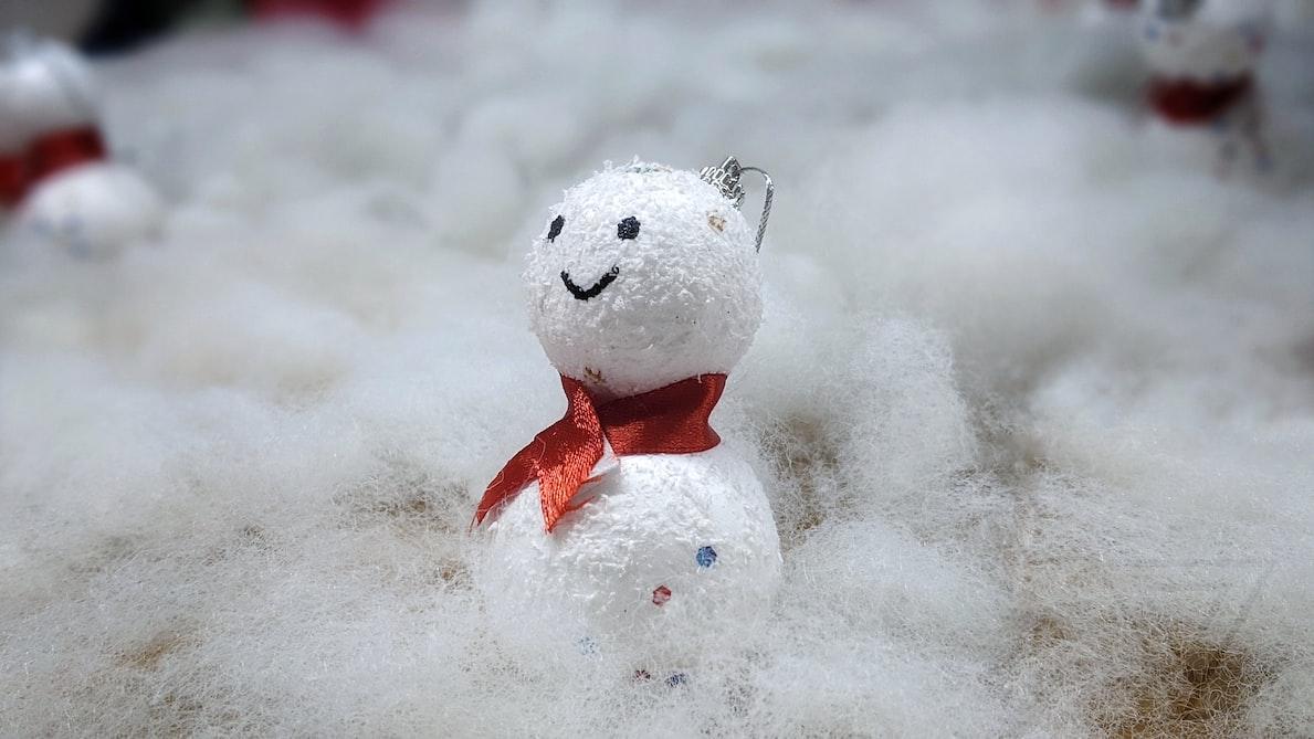 kardan adamı çaldılar