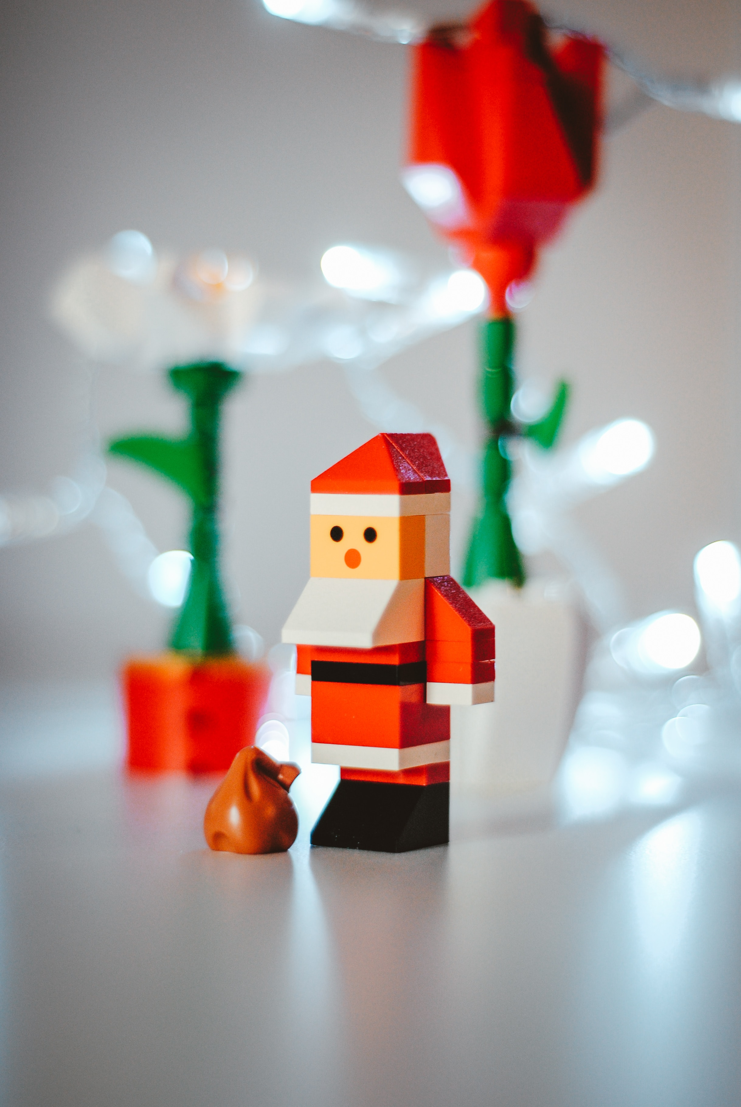 1990 Lego Santa