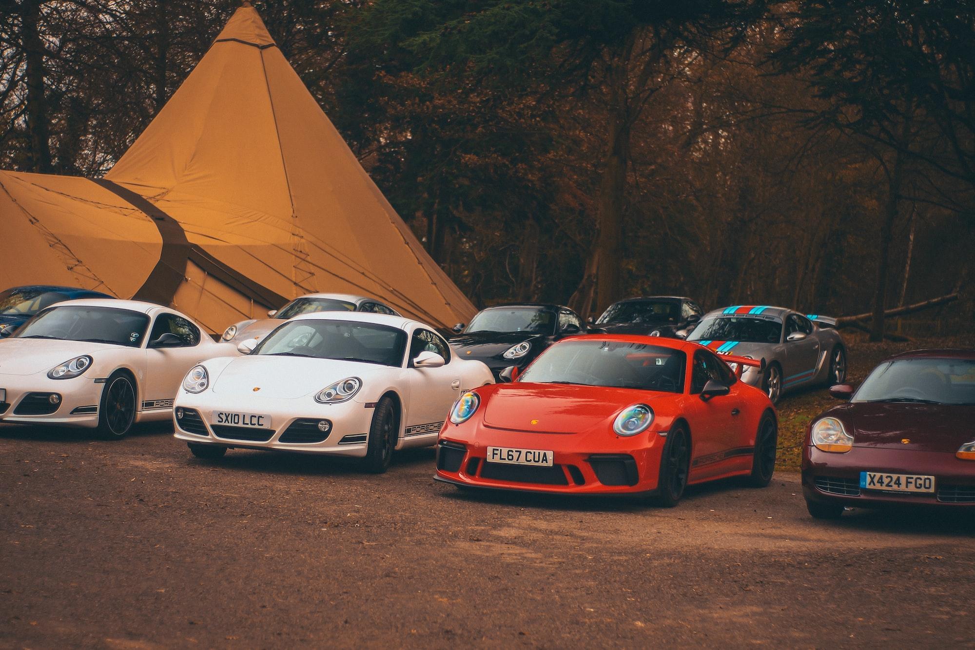 【キーレス取付】Porsche 1998y986 ボクスター