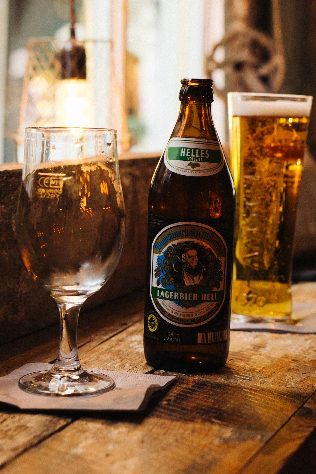 German Beer.