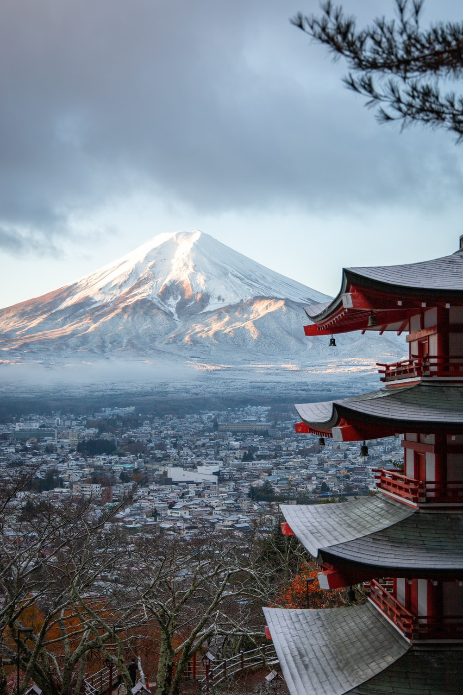750+ Mt Fuji Pictures