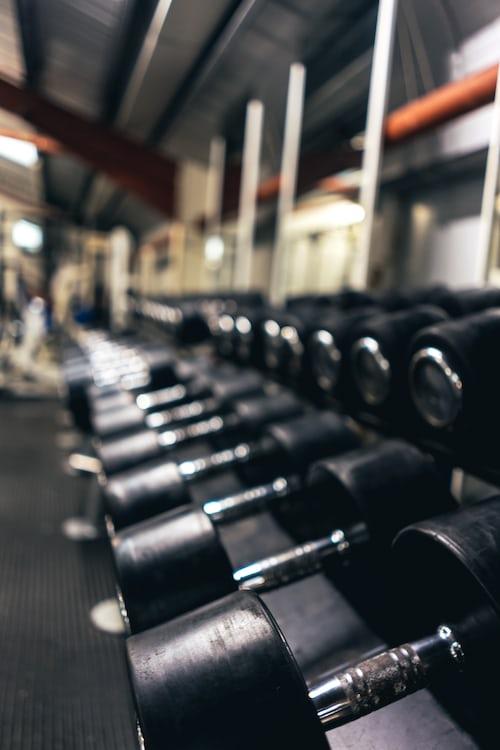 weight of smith machine