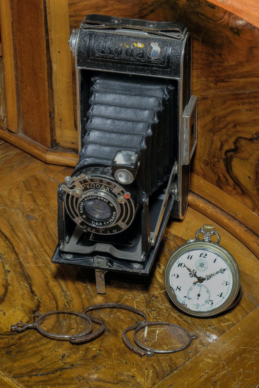 black film machine