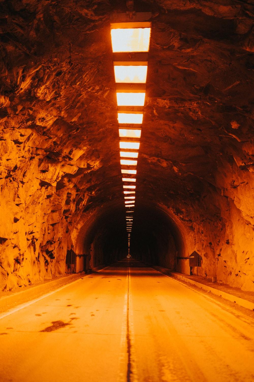 tunnel photograph