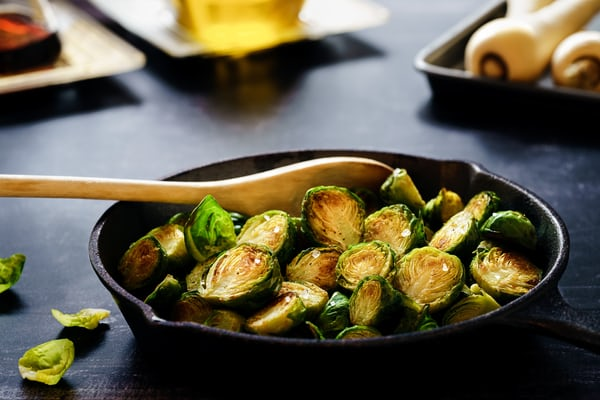 Brussel sprout- safe to eat for pregnancy heartburn