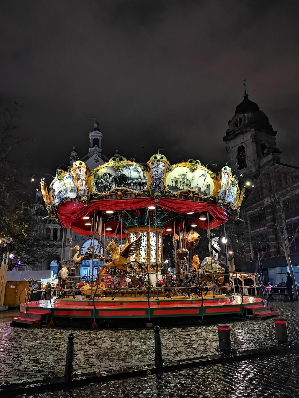 Christmas market at Saint Catherine