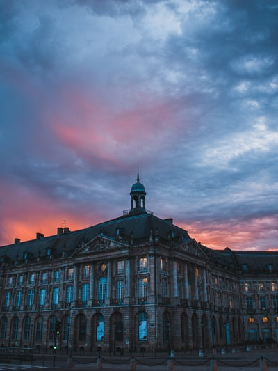 facade of building during golden hour