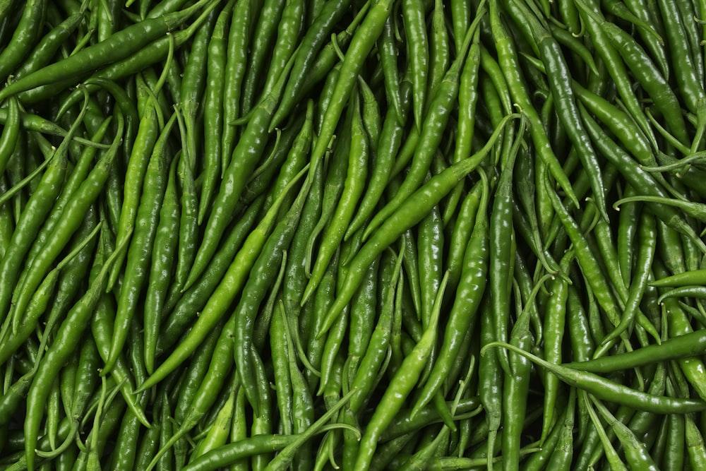 green pepper lot