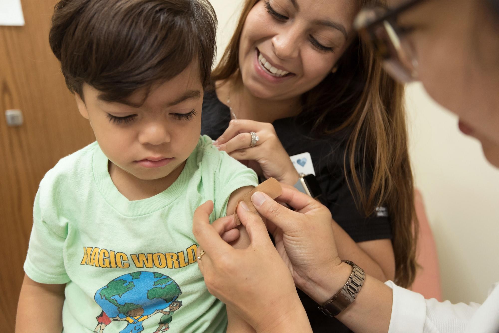Vaccin orsakar inte autism, vad vaccinmotståndarna än säger