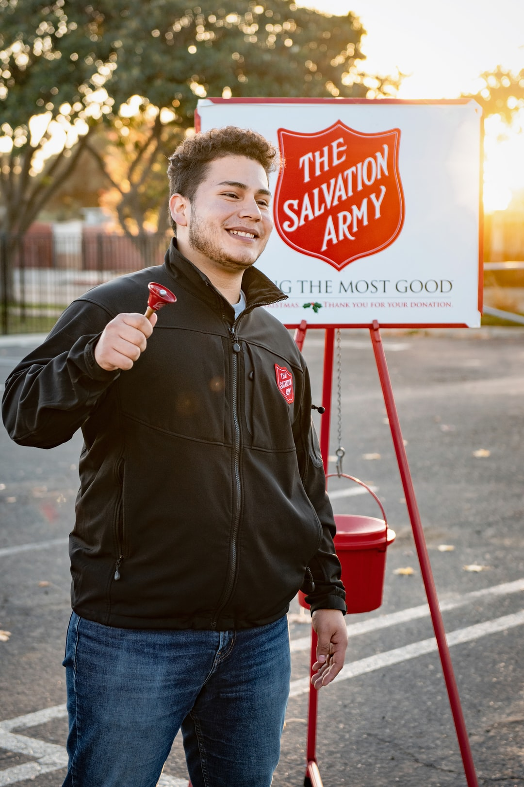 Doing the most good. Since 1865 the Salvation Army has been caring for the neediest of people in over 130 countries around the world. If you hear their bell ring this Christmas, find a way to give them your support.