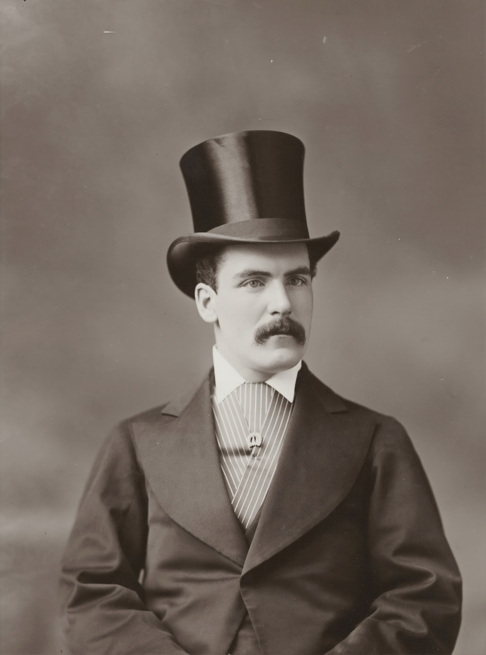 Dr. Thomas Neill Cream portrait