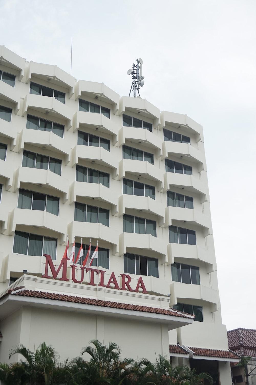 Mutiara building