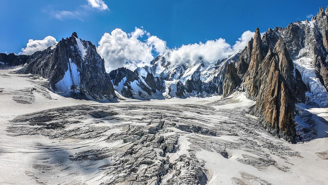 Aiguille du Midi, Chamonix-Mont-Blanc, Francia