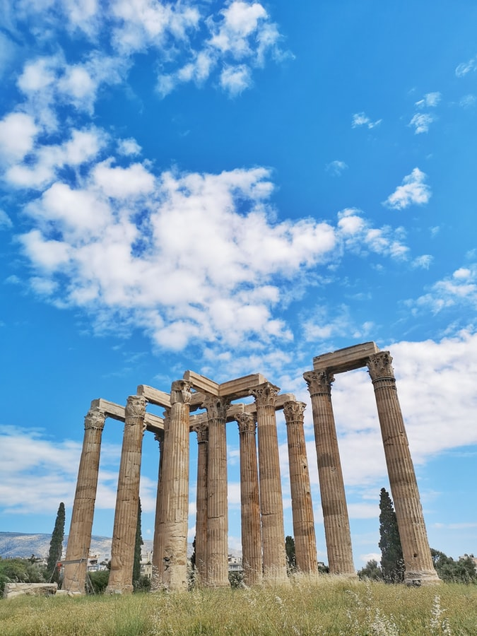 Temple of Olympian Zeus, Best Things to do in Greece