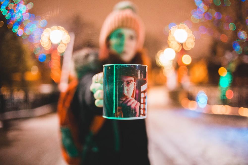 costumized ceramic mug