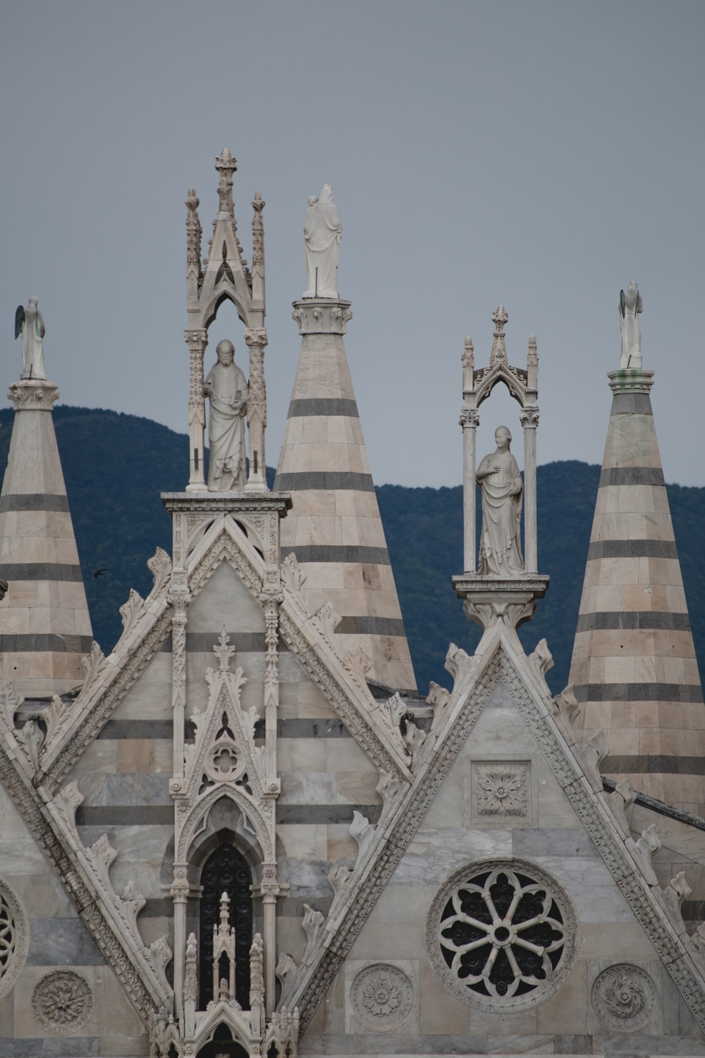 white and gray concrete church during daytime